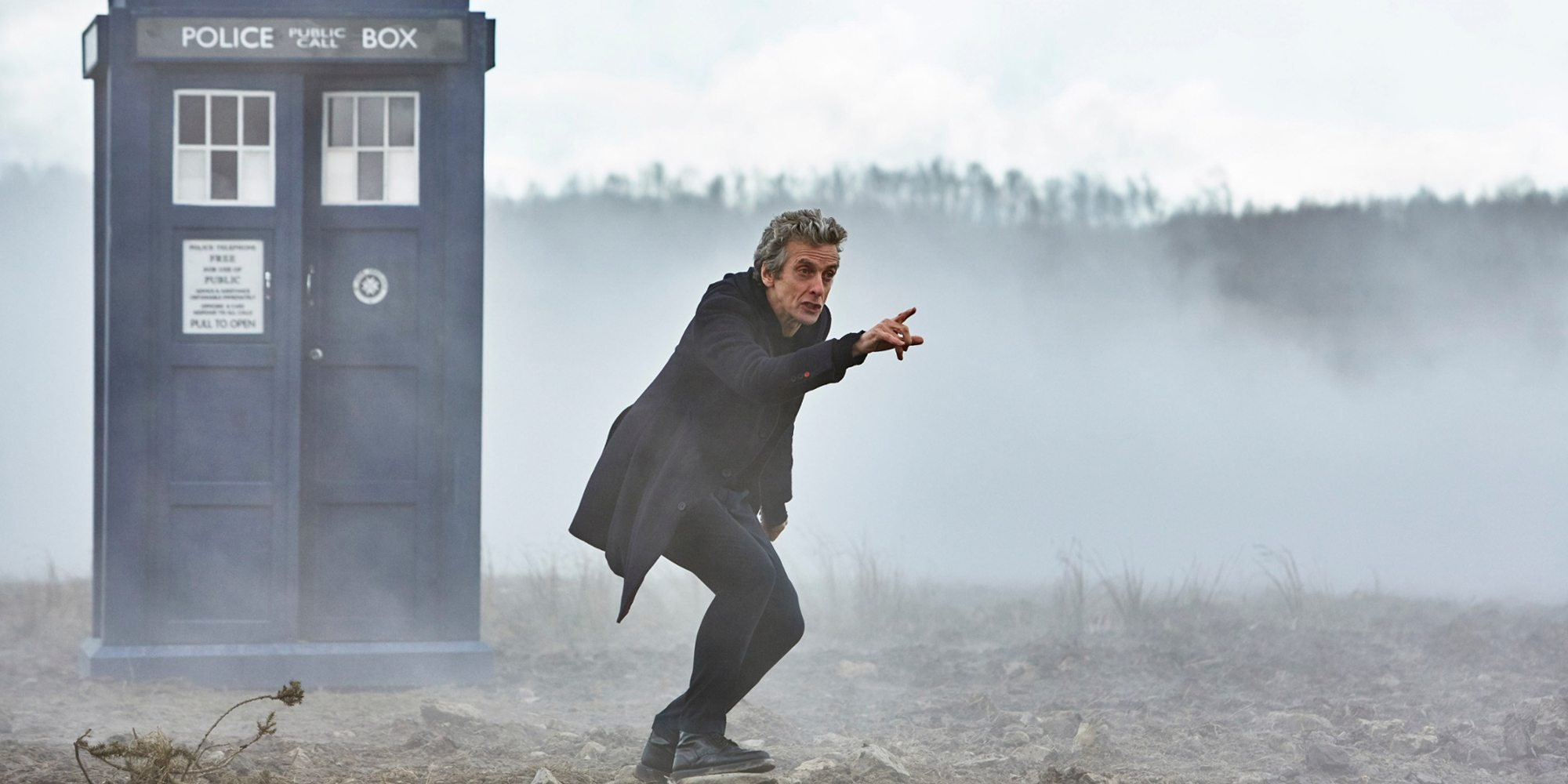 'Doctor Who' Opener Brings Classic Who Feel