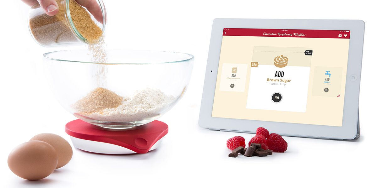 GeekDad Review: Drop Kitchen Scale and Recipe App