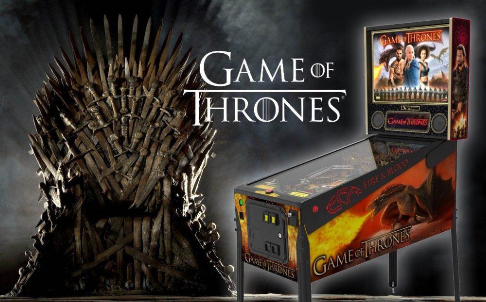 Game of Thrones pinball
