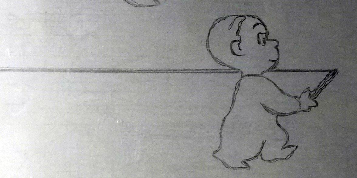 Jarold Etch-a-Sketch