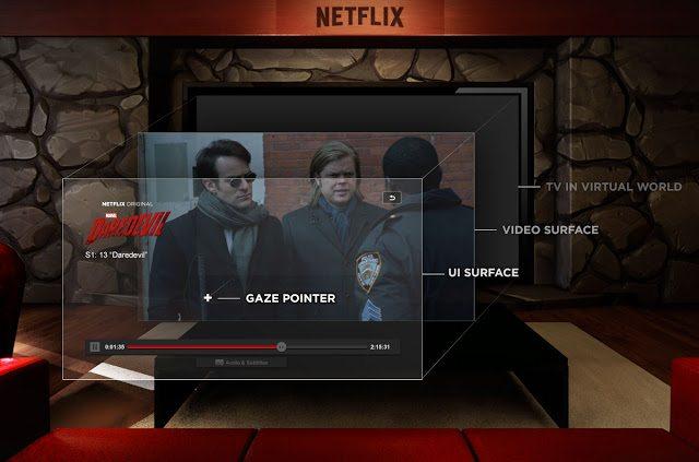 Netflix Netflix Living Room VR