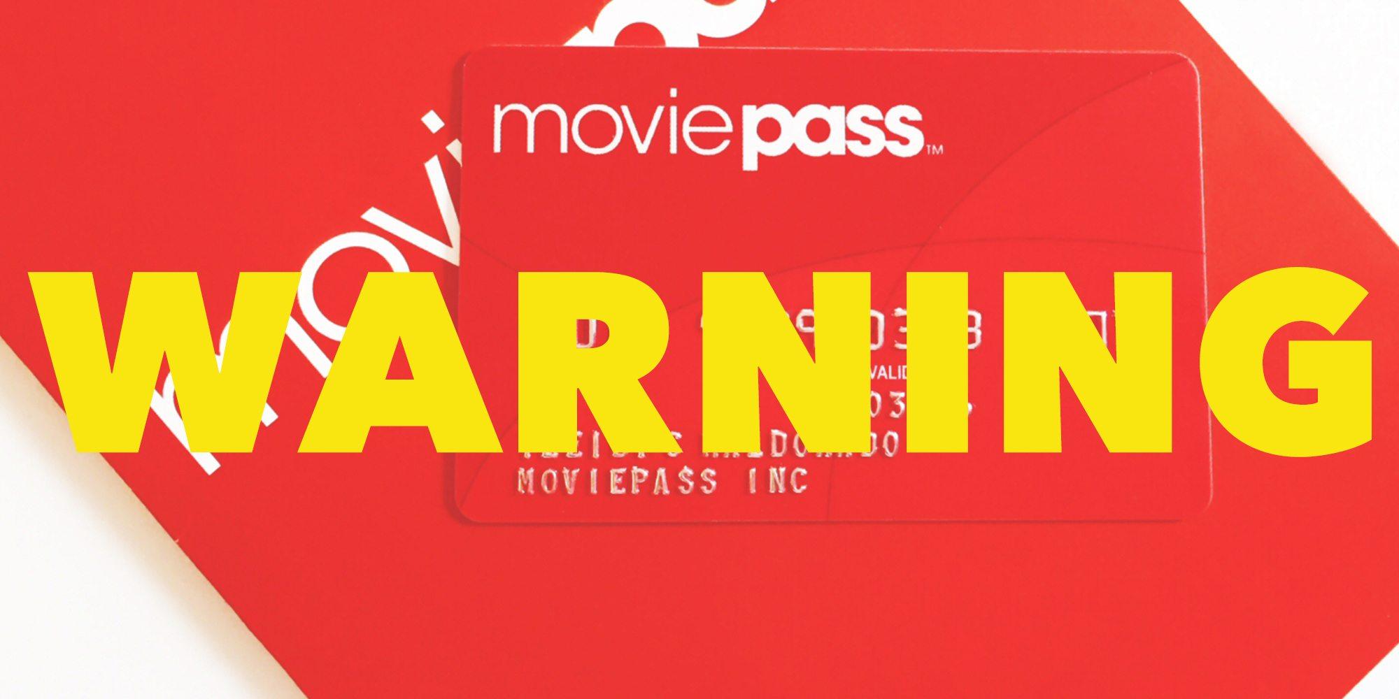 Buyer Beware: MoviePass Hidden Early Termination Fee