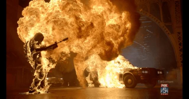 Firefly's fire backfires (Image via FOX)