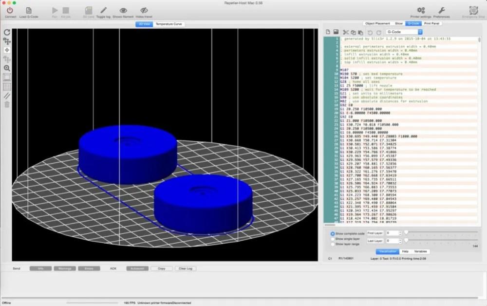 3DPrint-Yoyo-Repetier