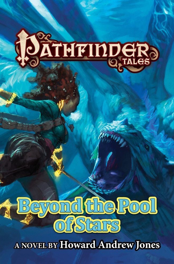 Beyond the Pool of Stars Cover