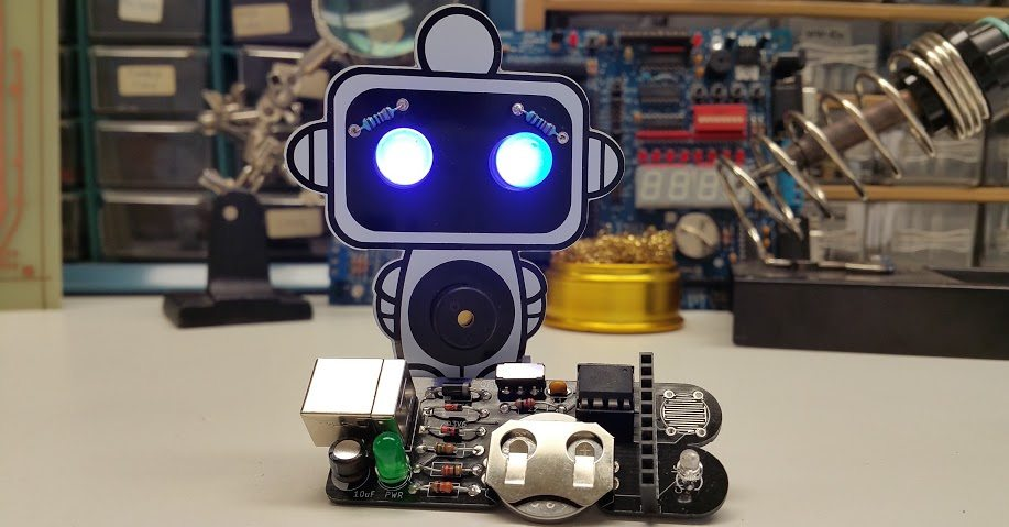 "Buzz is available with a ""Brain Board"" for programming, or use your own Arduino or Raspberry Pi."
