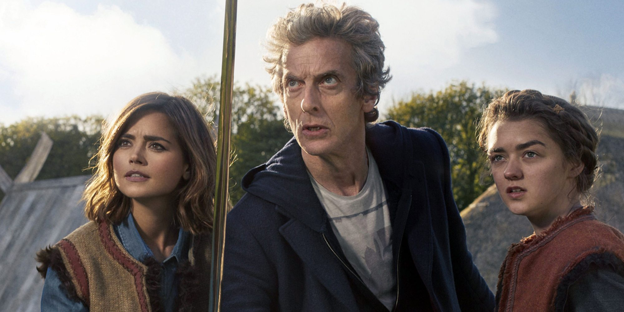 Doctor Who 'The Girl Who Died' Answers the Big Question