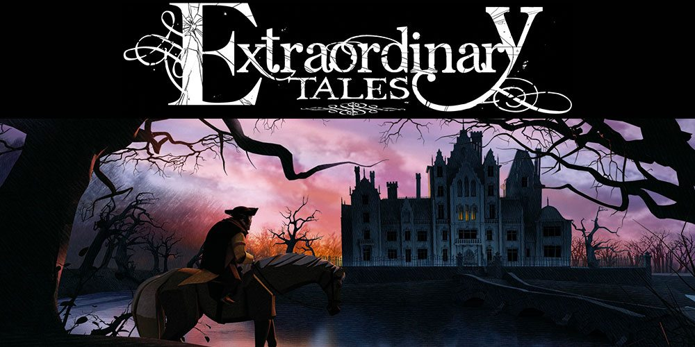 5 Edgar Allan Poe Stories Are Set to Spook You in 'Extraordinary Tales'