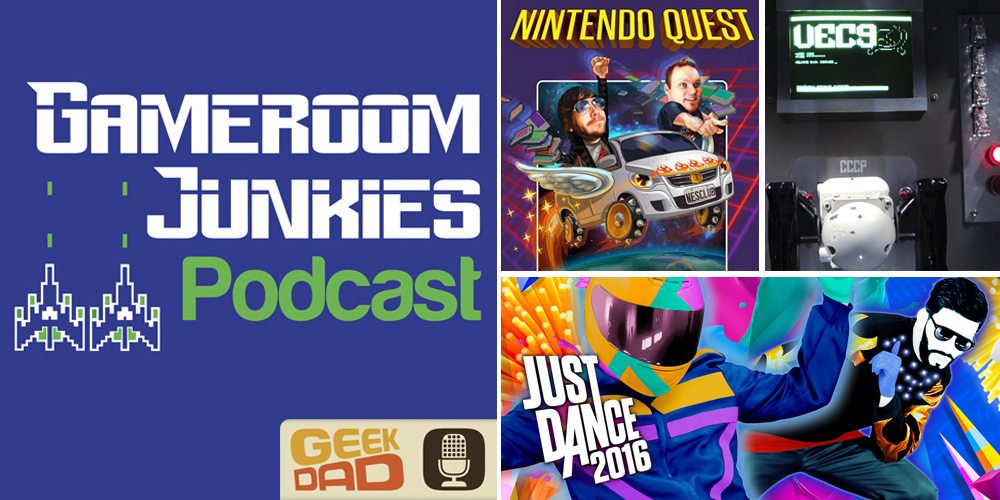 Gameroom Junkies #56: Confessions, Quests, & More