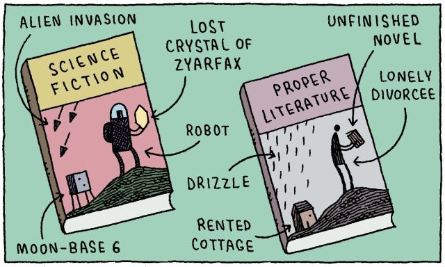 Copyright Tom Gauld. Used with permission
