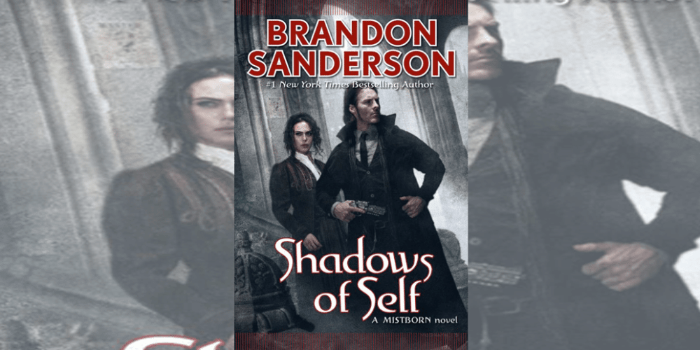 'Shadows of Self' cover art. Used with permisson.