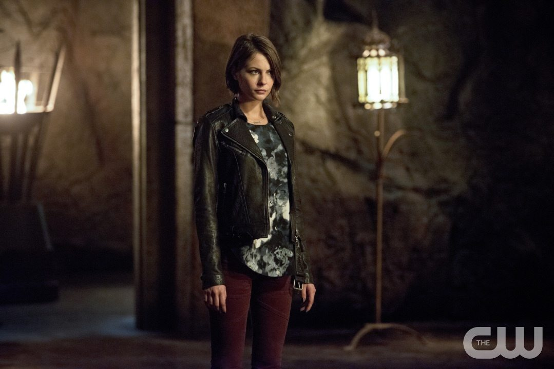 """Arrow -- """"Restoration"""" -- Image AR403B_0138b.jpg -- Pictured: Willa Holland as Thea Queen -- Photo: Diyah Pera /The CW -- �© 2015 The CW Network, LLC. All Rights Reserved."""