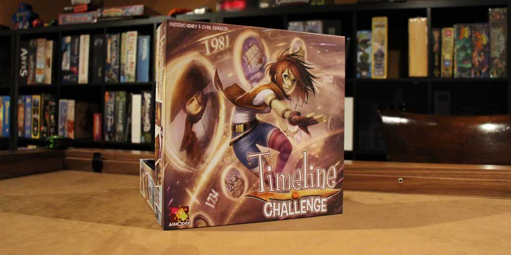 'Timeline Challenge' Is a Fun Way to Learn History