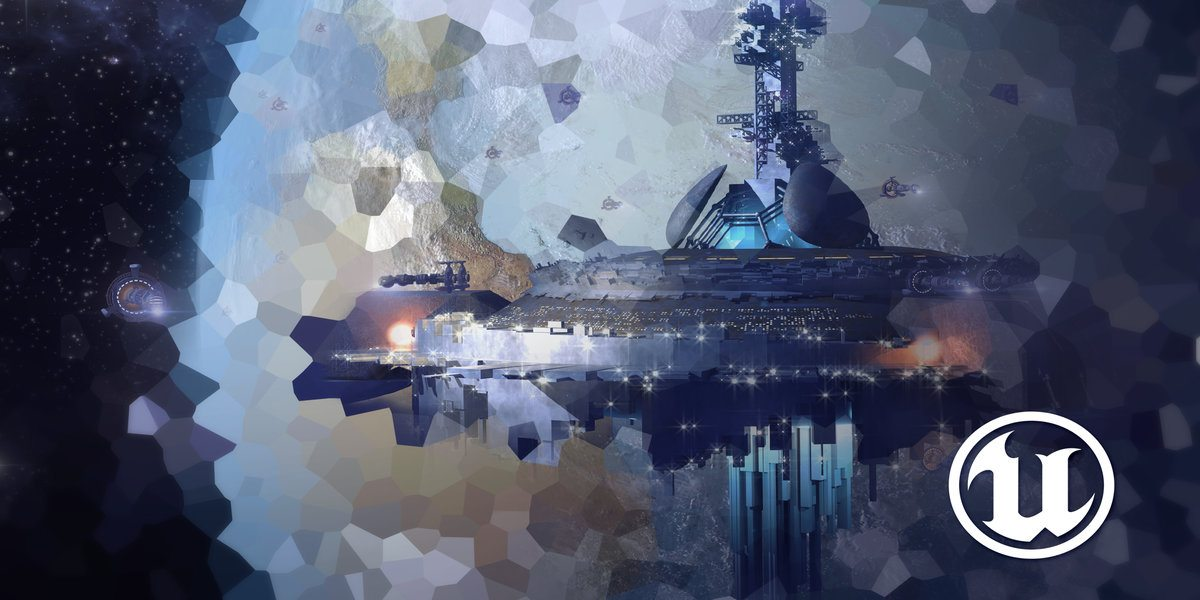 Kickstarter Alert: Learn to Make Video Games in Unreal Engine 4