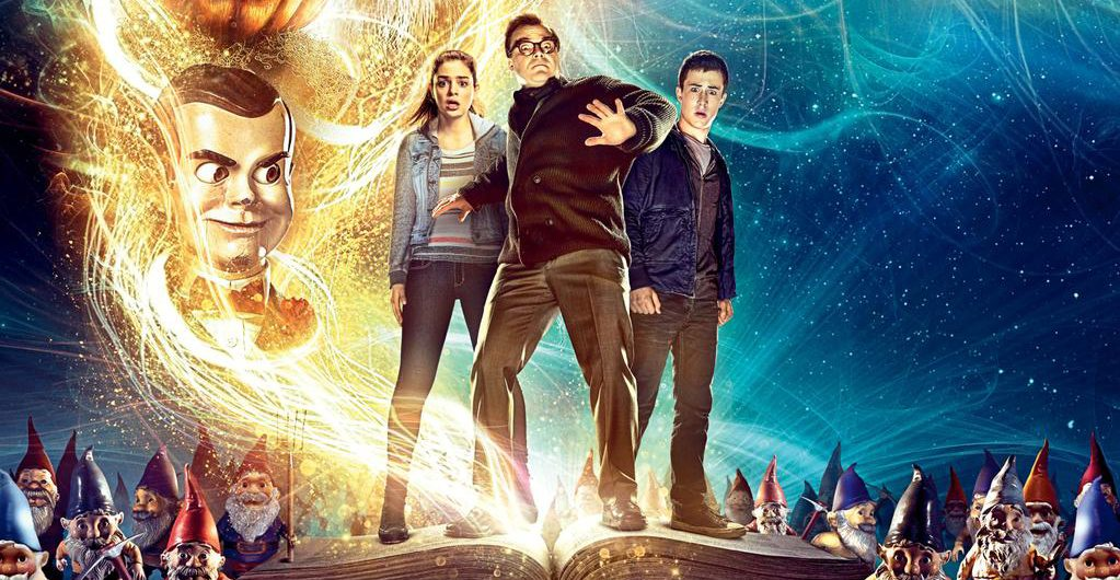10 Things Parents Should Know About 'Goosebumps'