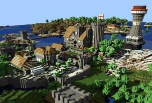 3D Modeling in Minecraft
