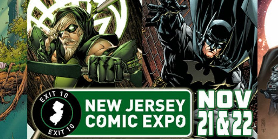 New Jersey Comic Expo – Discount Ticket Offer!