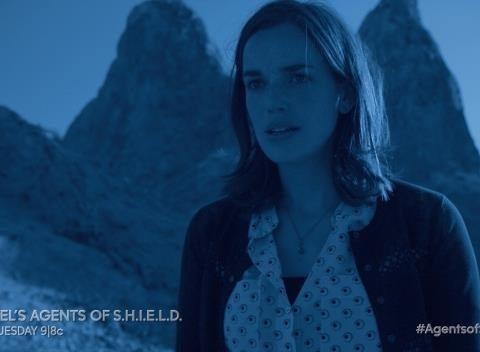 Elizabeth Henstridge shines in this episode. Image ABC/Marvel Entertainment