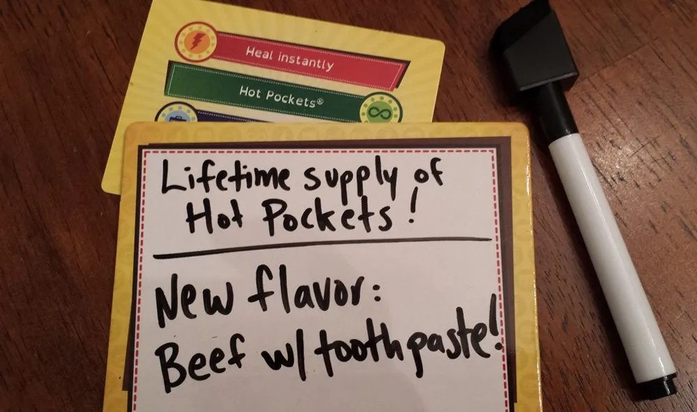 Hot Pockets Stipulation