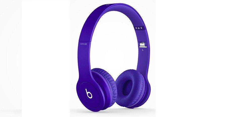 Beats By Dre Solo HD Headphones