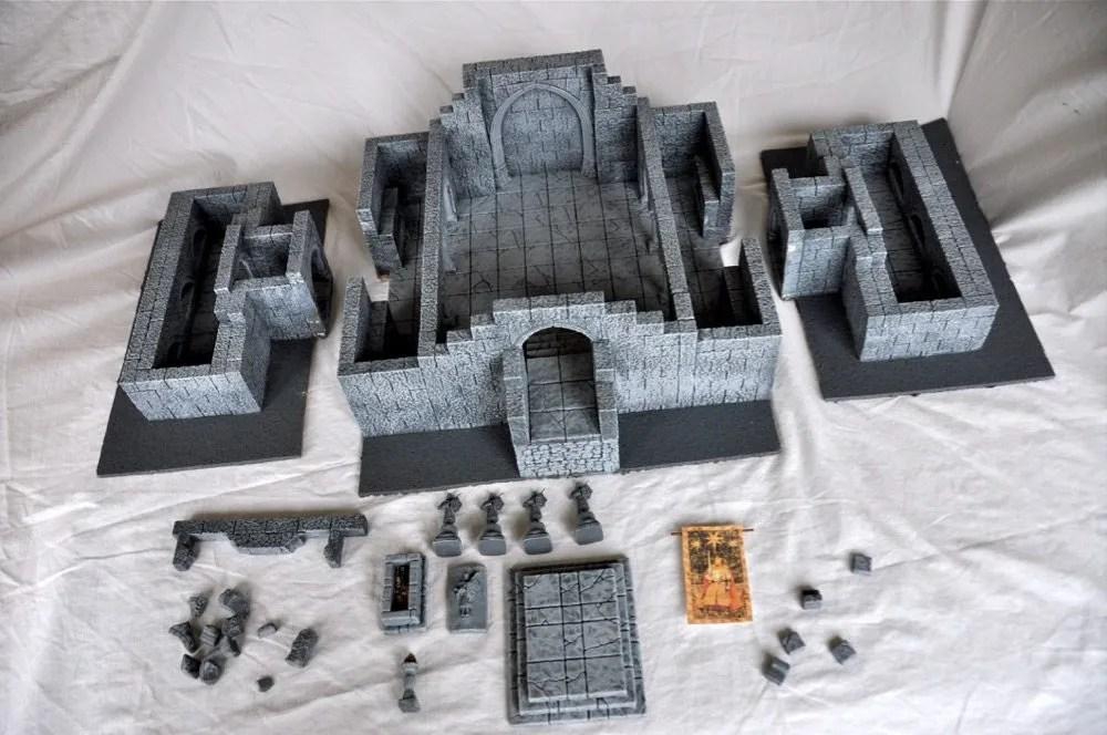 All Terrain Pieces
