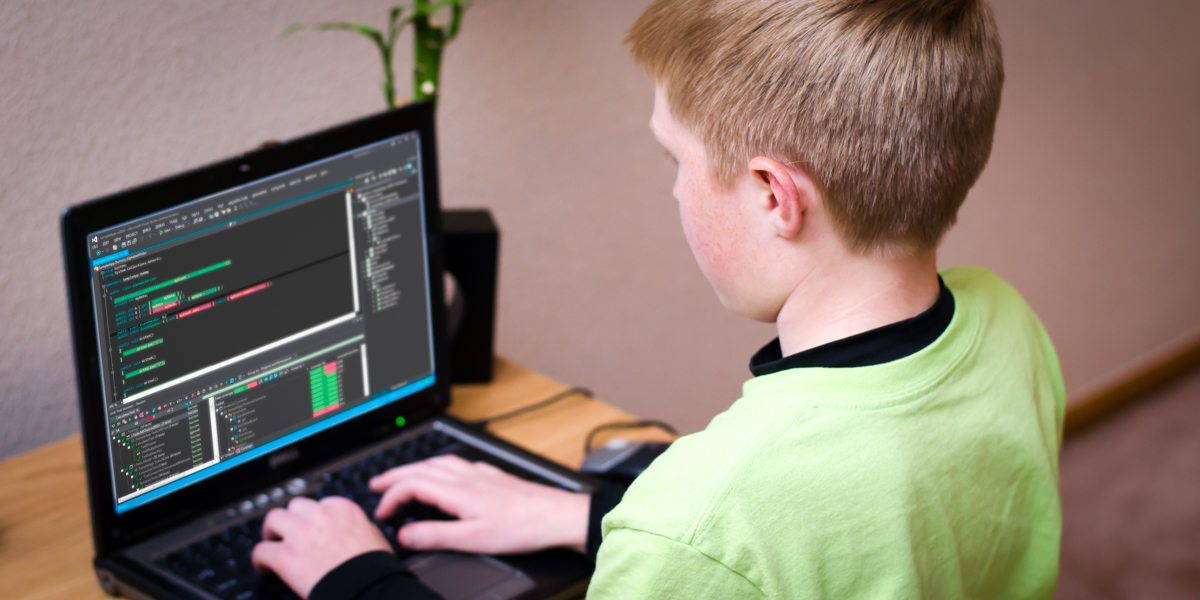 What Are Little Coders Made of?