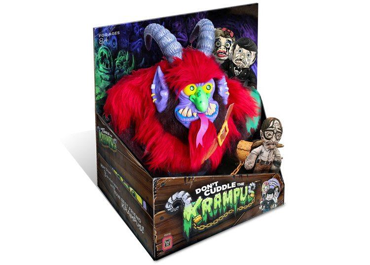 Don't Cuddle the Krampus box