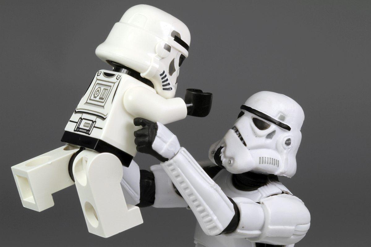 Little Stormtrooper