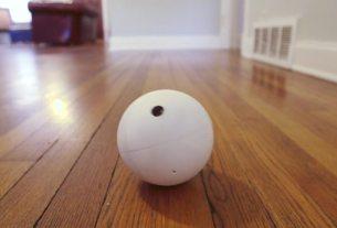 SensorSphere Robotic Monitoring Sphere