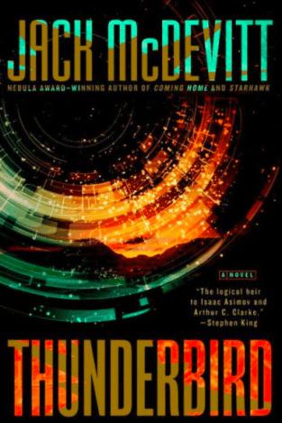 Jack Mcdevitt Delivers Worthy Sequel With Thunderbird Geekdad