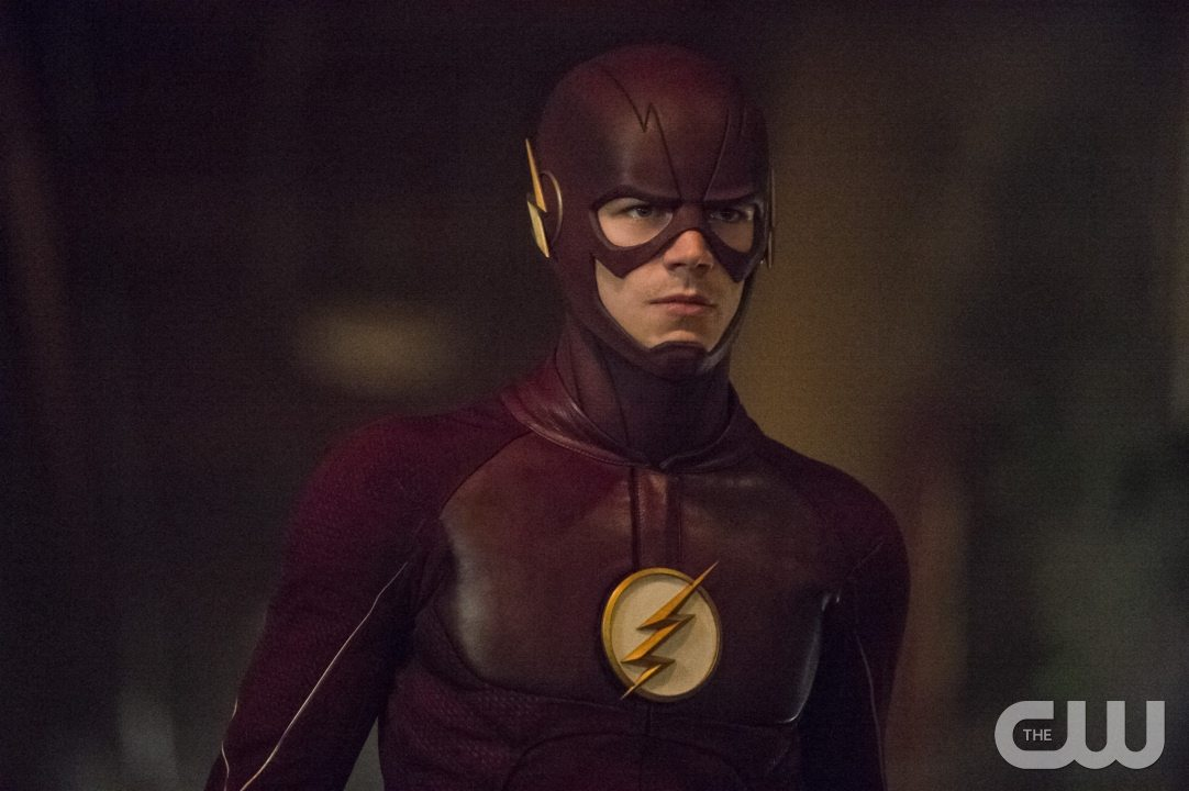 "The Flash -- ""Flash of Two Worlds"" -- Image FLA202A_0116b -- Pictured: Grant Gustin as the Flash -- Photo: Cate Cameron/The CW -- �© 2015 The CW Network, LLC. All rights reserved."