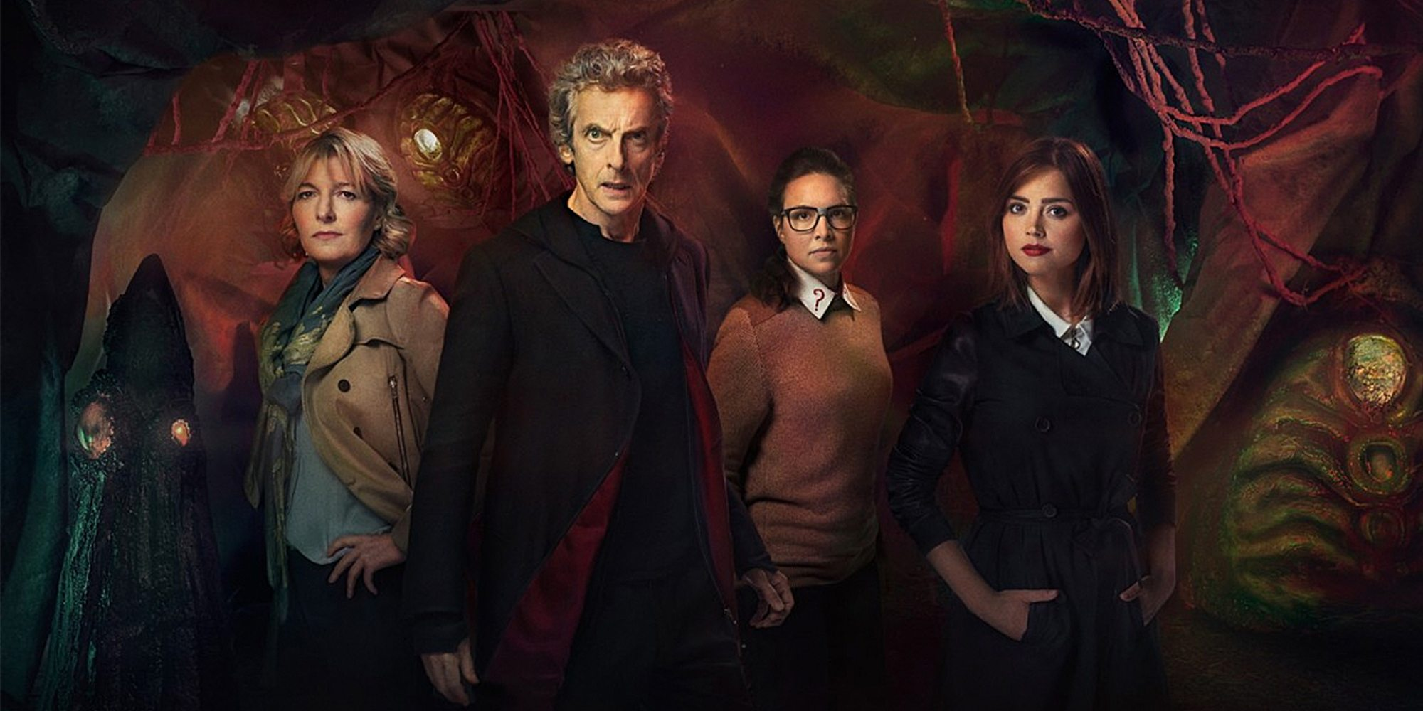 'Doctor Who' Zygon Two-Parter Gets Emotional About War