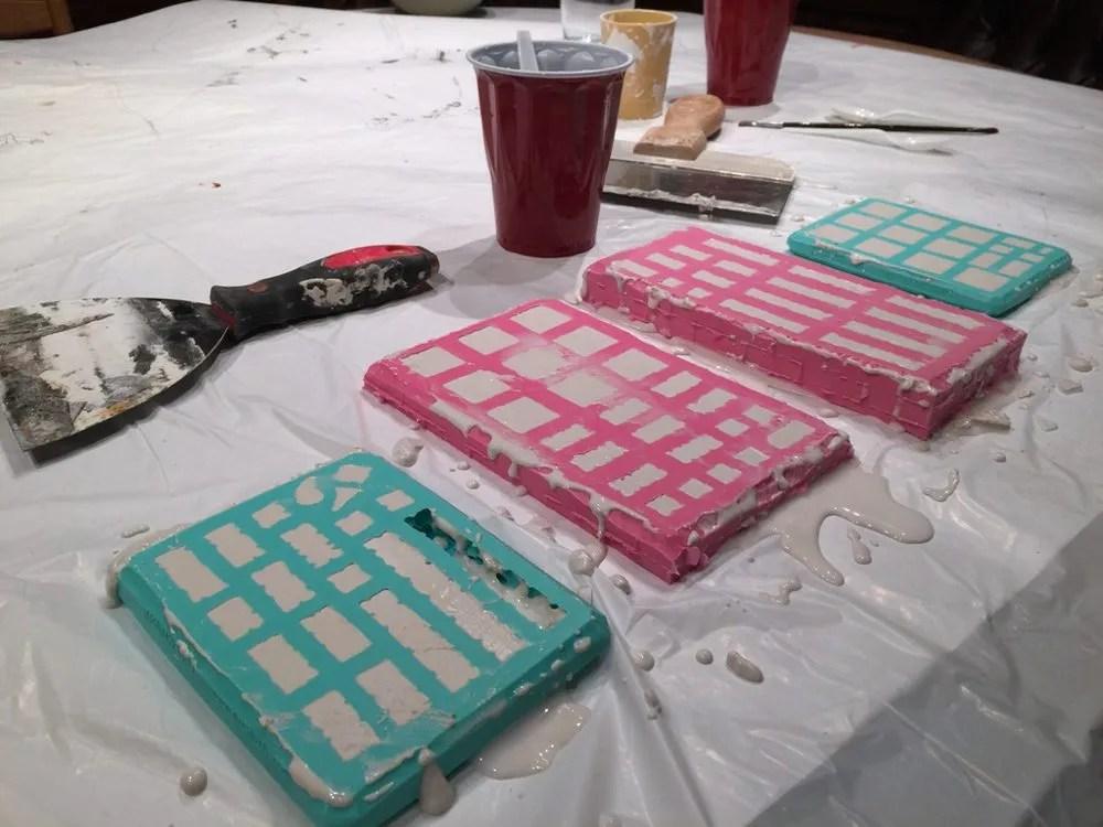 Casting Bricks