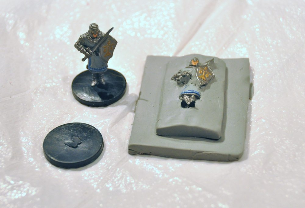 Dungeon Casting Part 2: Creating Custom Molds - GeekDad