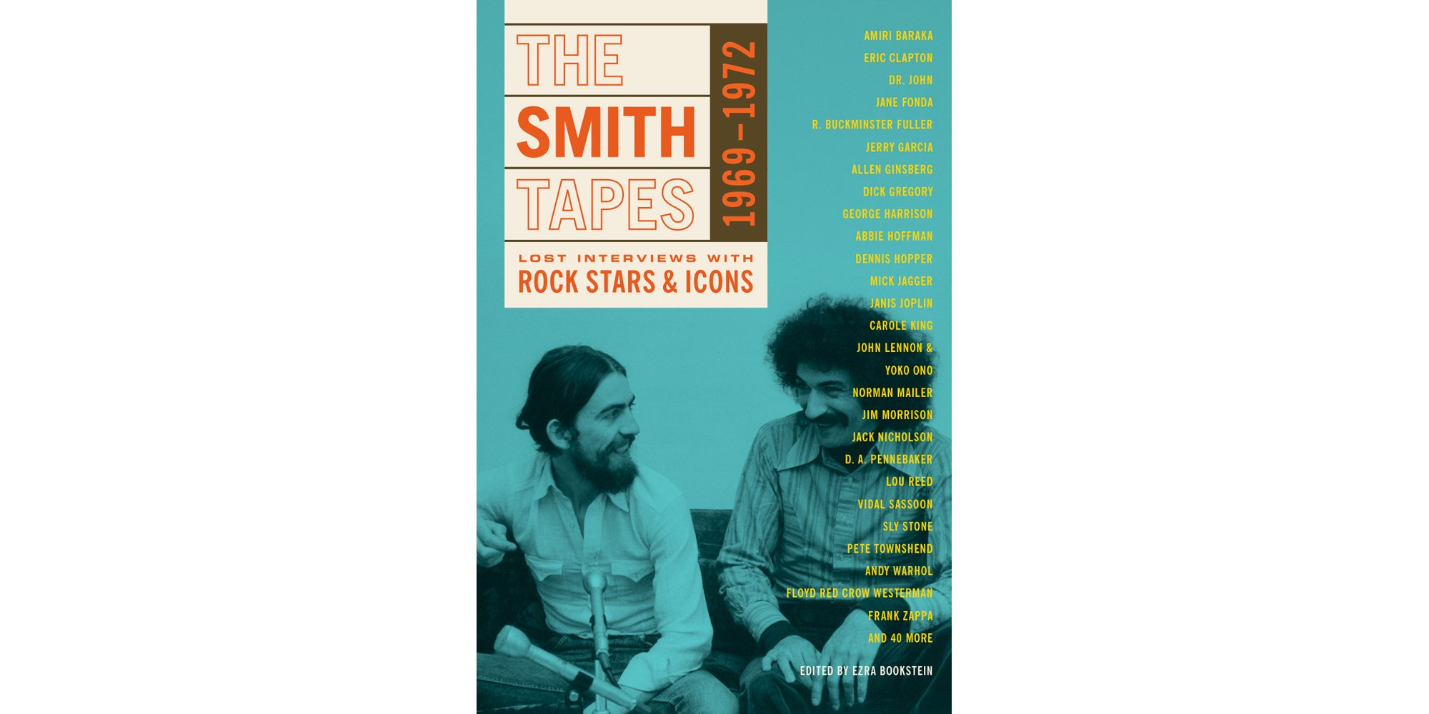 Counter-Culture History, 1969-1972: 'The Smith Tapes'