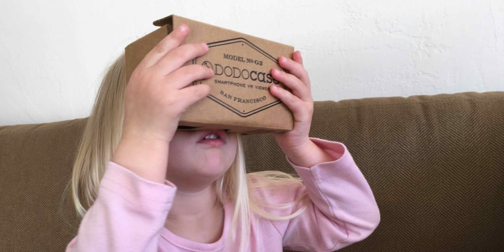 Building a VR Game for My Daughter