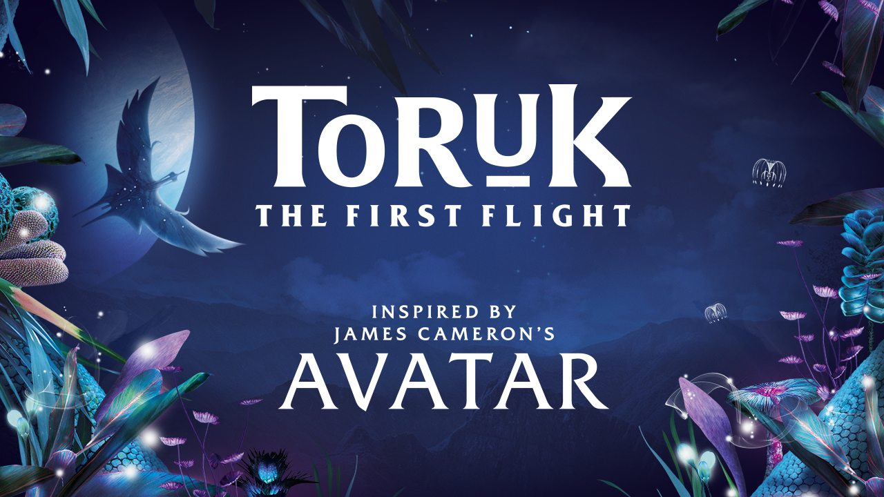 Take a Ride on 'Toruk' as 'Avatar' and Cirque du Soleil Collide