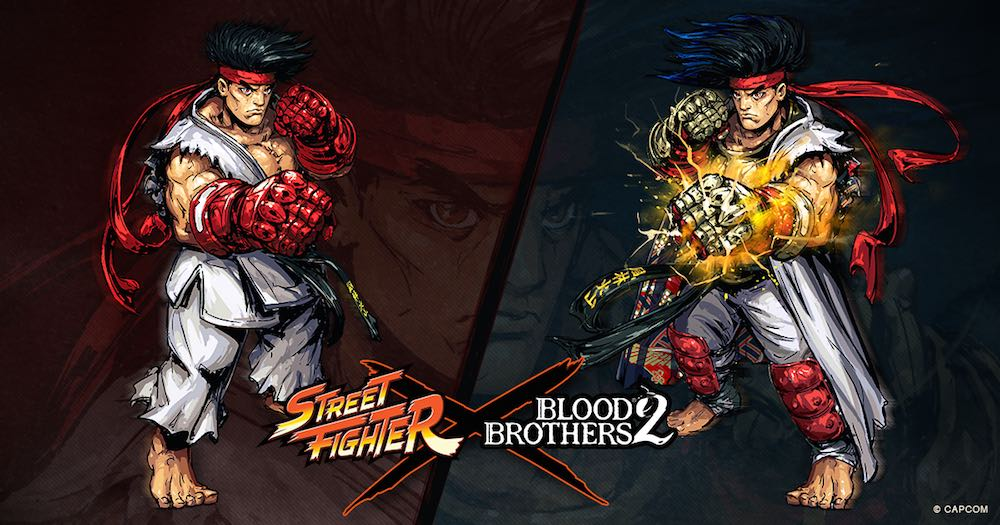 Blood Brothers 2: Street Fighter Event