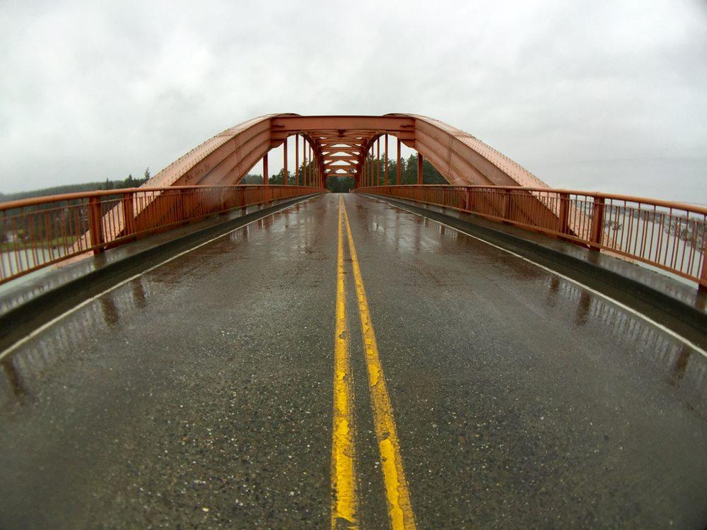Bridge Fisheye
