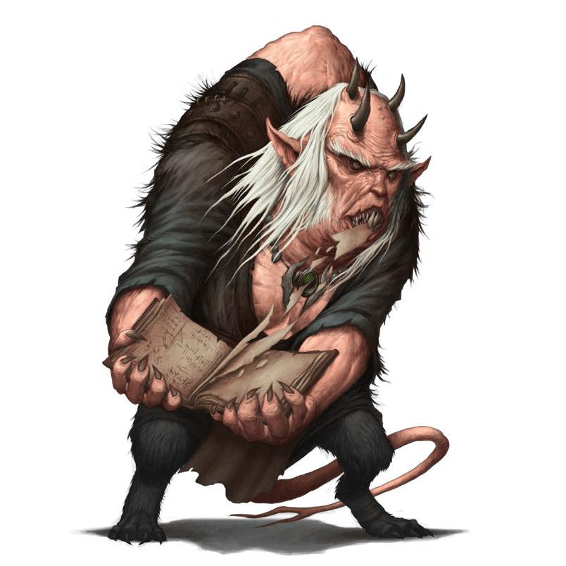 Abrikandilu Demon