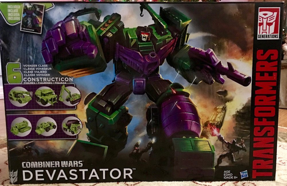 DevastatorBox