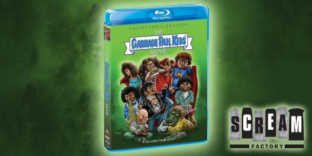 The Garbage Pail Kids Movie Collector's Edition Blu-ray