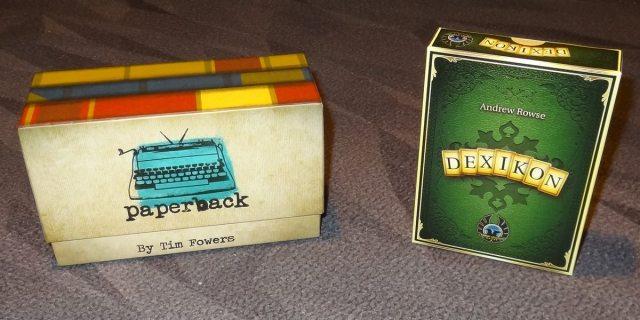 Paperback and Dexikon