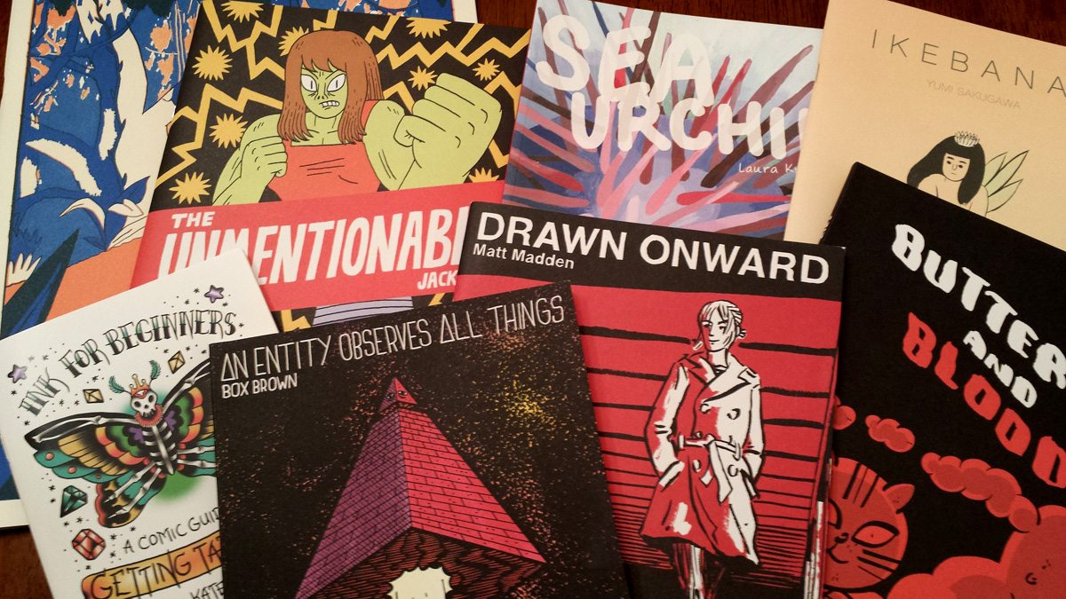 Retrofit Comics: This Small Imprint Had a Big 2015