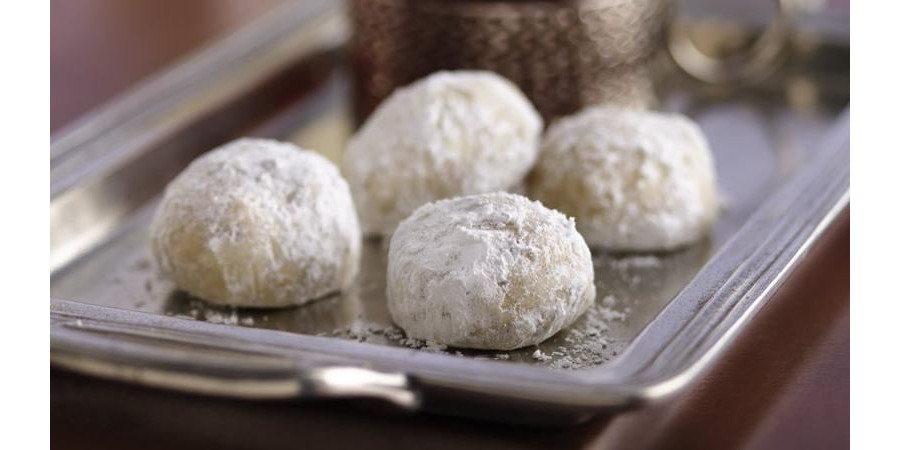 Russian Teacakes. Image: Betty Crocker
