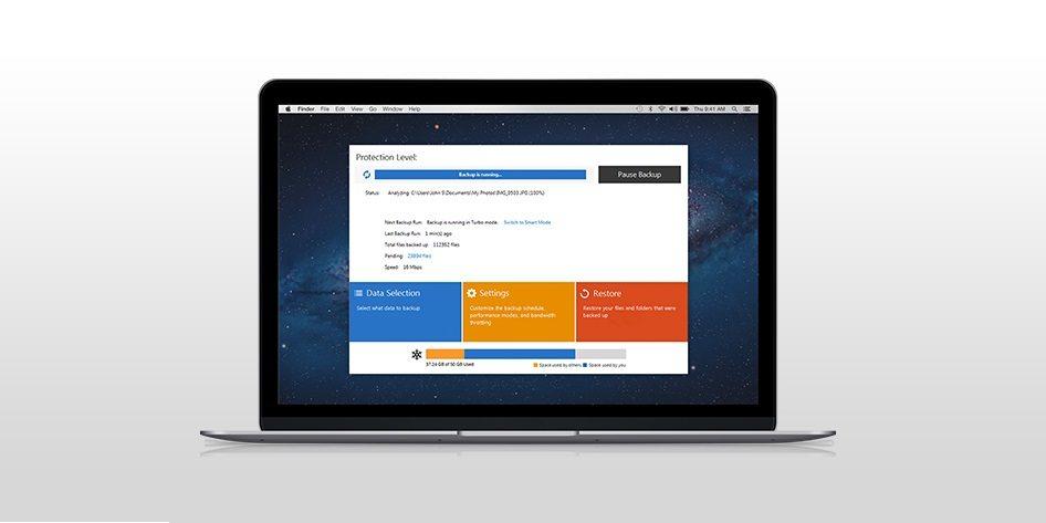 SkyHub Cloud 1TB Backup Lifetime Subscription