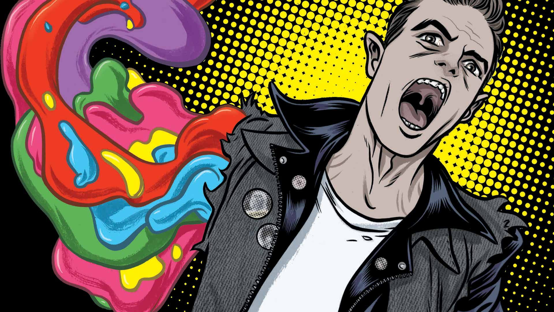 Punk Rock + Astro City = Excellent Vertigo Week