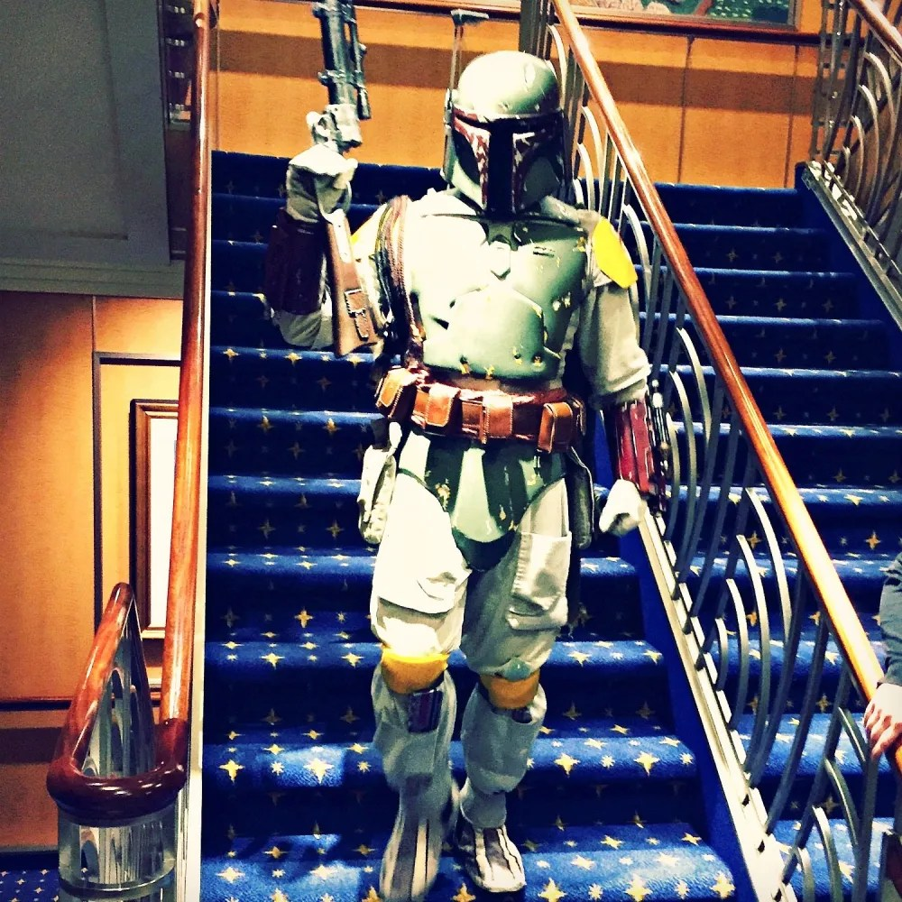 Disney's Star Wars Cruise