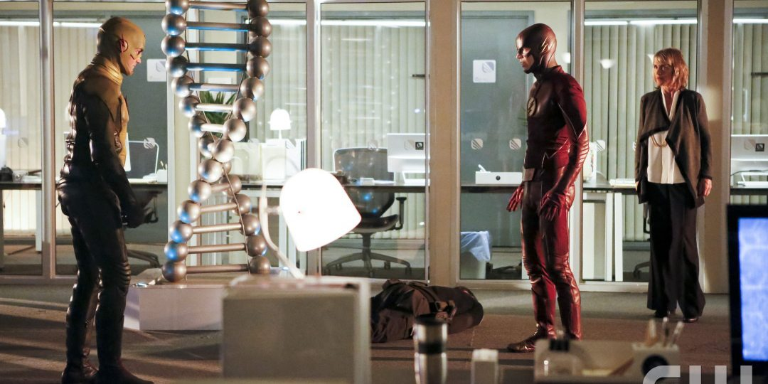 "Same Geek Channel: 'The Flash' Episode 2.11 ""The Reverse-Flash Returns"""