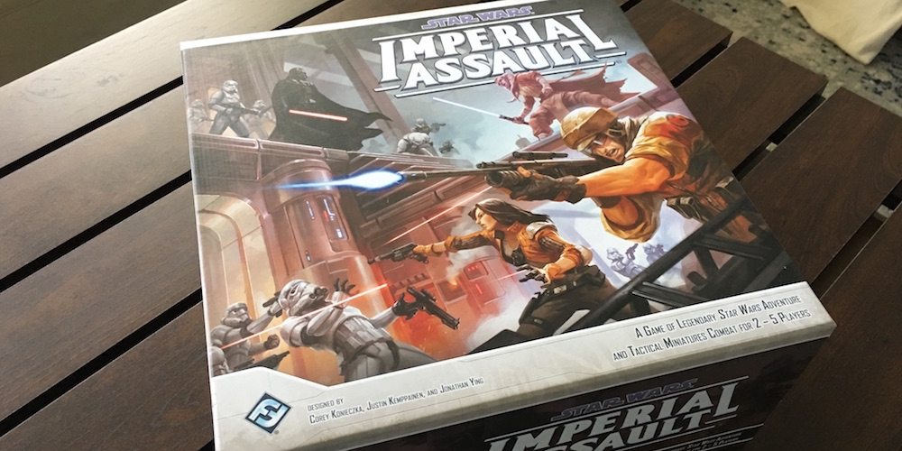 GeekDad Paints! 'Imperial Assault' Part 3 – Rebel Troopers